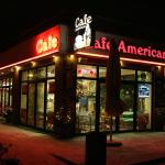 Cafe Americano Kolobrzeg Promenada