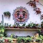Adorno de la terraza.                                            josepablo2004