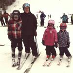 Alan given the kids some to ski Mad River Glen!!