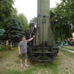 Soviet Mobile Missile Launcher