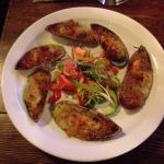 The best Mussels I have ever had... Well done The Emmott Arms