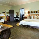Main Bedroom Bushbuck cottage