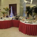 Foto de Huaqiao New Century Grand Hotel Lishui