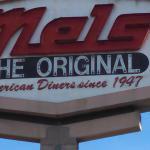 Classical Diner Signage