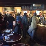 Great atmoshere, real ale and food.
