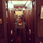 Tiny Elevator in hotel building