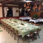 Unser gemütliches Restaurant für Feierlichkeiten aller Art