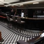 Very comfortable bar area