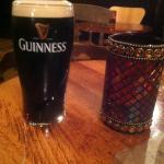 Guinness at The Blind Beggar.