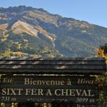 Welcome to Sixt Fer à Cheval