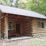 Cabin 14 - one of our kitchenettes