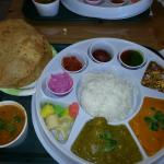 Weekend Thali set at for 12.99