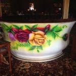 Teacup table
