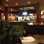 Pomodoro - view toward the bar area