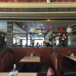 Colonial Diner Inside