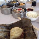 Pricey for dimsum
