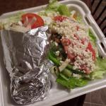 Great for to-go dinner