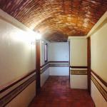 Vista de los pasillos me encanto el techo
