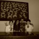The wonderful staff :)