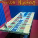 Colored Tables