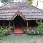 The traditional Kerala house
