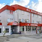 Foto di Hotel El Paso Honroso