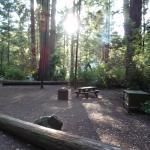 onze plek op de campground