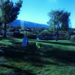 parte del parque y solarium