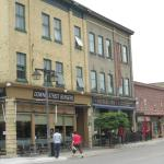 Foster's Inn/Downie Burgers