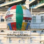 Hotel Esplanade.
