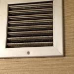 moldy bathroom vent