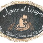 Amore of Wayne Logo