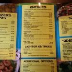 Main menu.