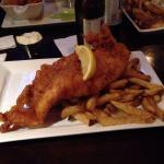 Ri Ra Fish and Chips.