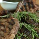 Charcoal Grilled Shinshu Beef Steak