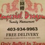 Imperial Dragon Buffet Foto