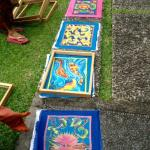 the batik course offered here