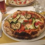 Pizza napoletana Vegetariana