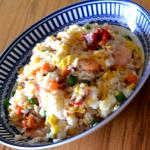 Fried Egg Rice