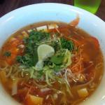 Veg Noodle soup