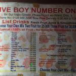 Foto de Five Boys Number One