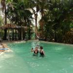 Australia shaped pool