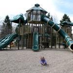 New giant playground!