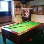 Games Room - back of Bar