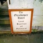 Signage at Front Door - its so true..