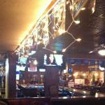 Dans le bar