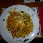 3 Star Michelin Jalapeno nachos.  Spicy!!  Unbelievably wonderful.