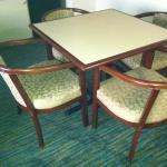 Older scratched furniture
