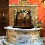 Water Fountain inside
