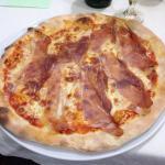 Pizza spek